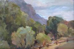 Peter Strauss Ranch 8x10