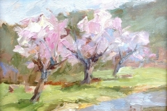 Springtime  6x8