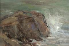 Lone Rock  8x10  NFS