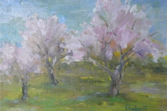 A Hint of Spring 9x12