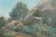 Corrigan Canyon  11x14