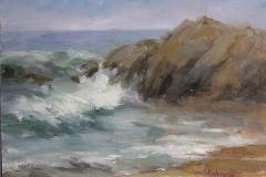 Ocean Breeze  9x12