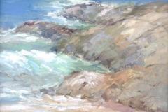 Emerald Sea  11x14
