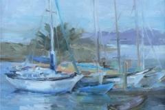 Morro Bay  10x12  Sold