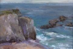 Coastal Rock 8x10