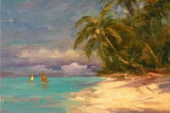 Hawaiian Lagoon  12x16