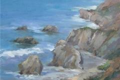El Matador Beach  11x14