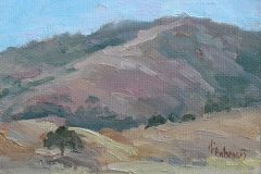 Rolling Hills  6x8  sold