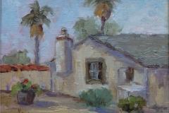 Gardener's Cottage  8x10