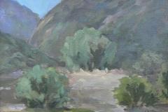 Malibu Creek State Park  9x12