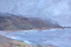 Malibu Coast  8x10